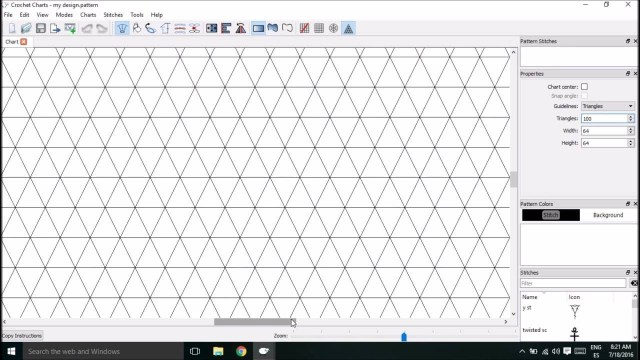 Filet Crochet Software | 360x640