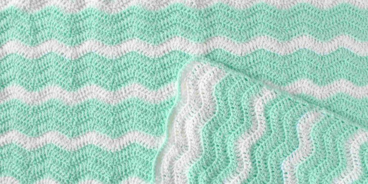 32 Inspired Crochet Ripple Afghan Patterns Crochetnstylecom