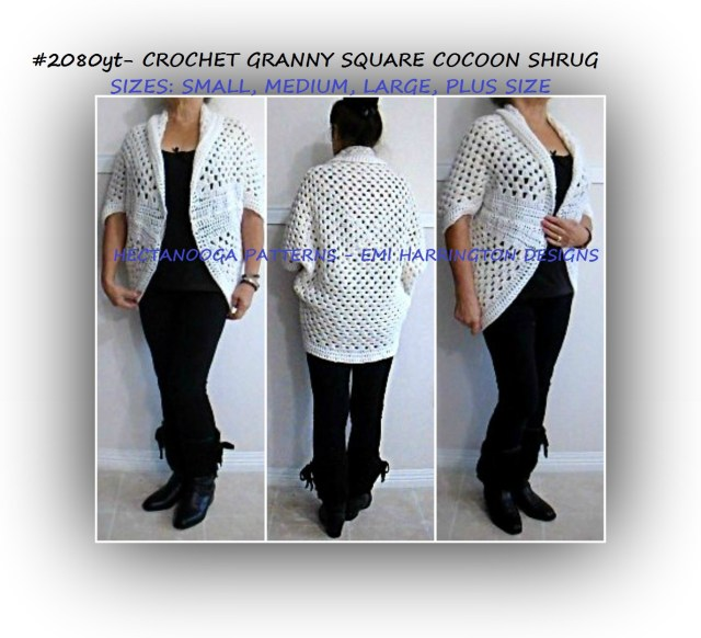 Crochet Shrug Plus Size Pattern Hectanooga Patterns Free Crochet Pattern Granny Square Outdoor