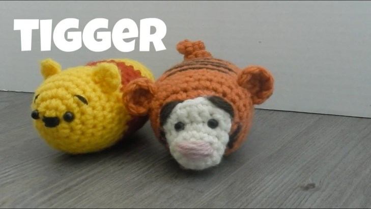 35 Awesome Crochet Tigger Hat Pattern Free Crochetnstyle Com