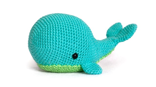 Wanda the Whale and Ned the Narwhal - Crochet Whale - The Loopy Lamb | 360x640