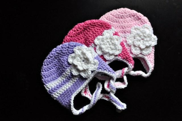 Earflap Hat Crochet Pattern Free Crochet Pattern Striped Earflap Hat Classy Crochet
