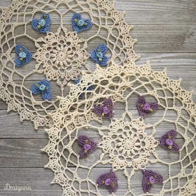 Easy Crochet Doily Patterns For Beginners 100 Free Crochet Doily Patterns Youll Love Making
