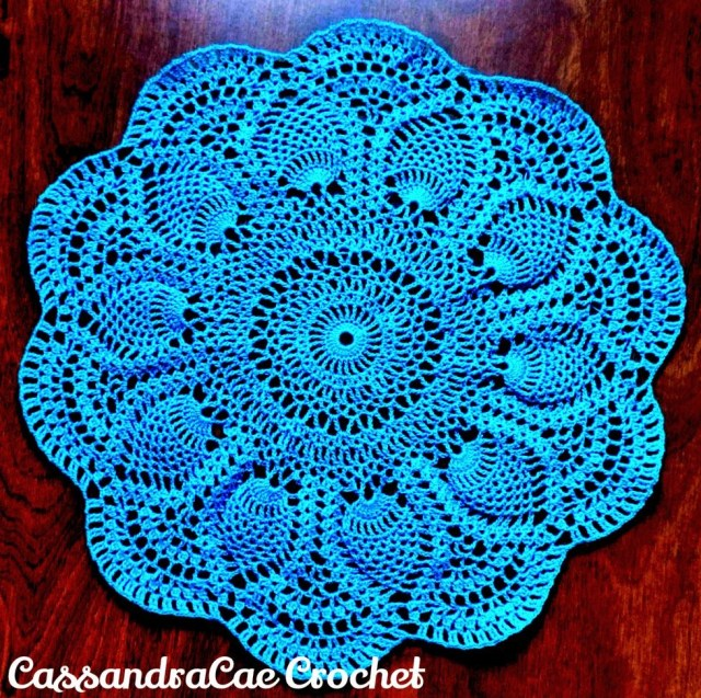Easy Crochet Doily Patterns For Beginners 21 Free Crochet Doily Patterns Page 2 Of 3 Mary Pinterest