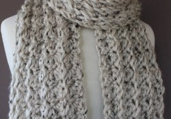 Easy Scarf Crochet Pattern Come And Check Out This Very Easy Crochet Scarf Pattern From Crafty