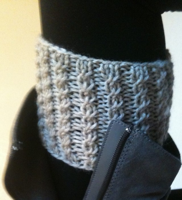 Free Boot Cuff Crochet Patterns Boot Cuff Knitting Patterns In The Loop Knitting