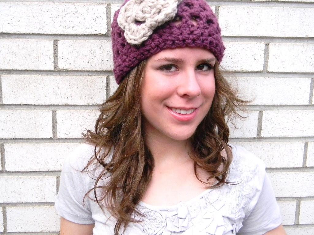 Free Crochet Hat Patterns For Adults Crochet Hat Pattern Rachael Free Pattern Friday