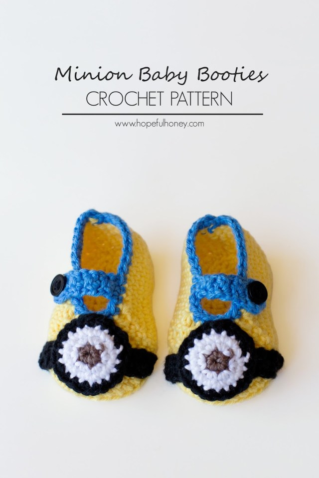 Free Crochet Minion Pattern A Few More Minions To Crochet Free Patterns Grandmothers