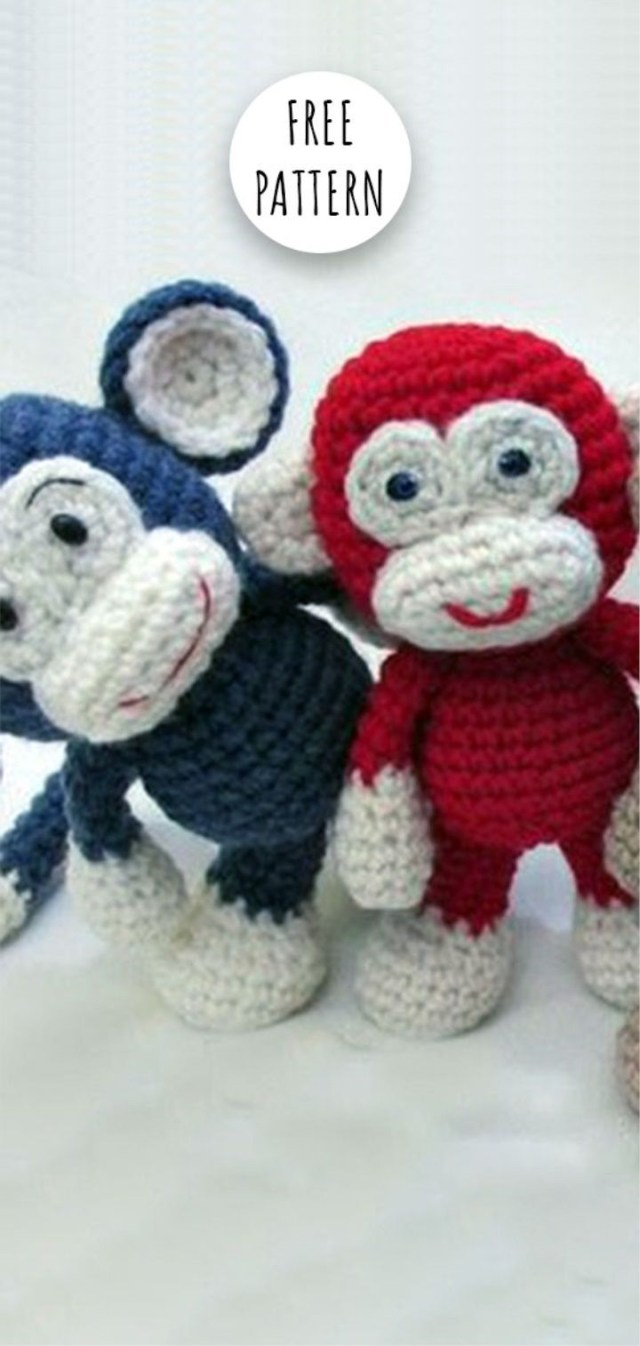 Monkey Face Crochet Pattern Is Super Cute To Boot   The WHOot   1346x640