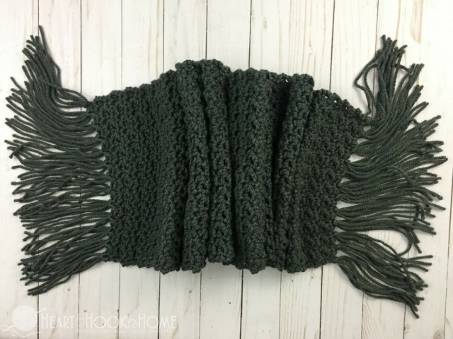 Free Crochet Patterns For Men Simple Scarf For Men Free Crochet Pattern