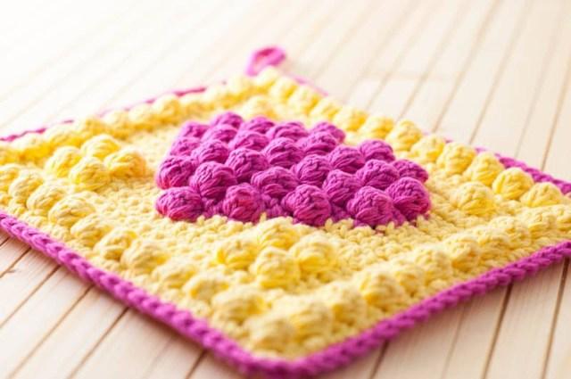 Free Crochet Potholder Patterns 7 Free Crochet Potholder Patterns