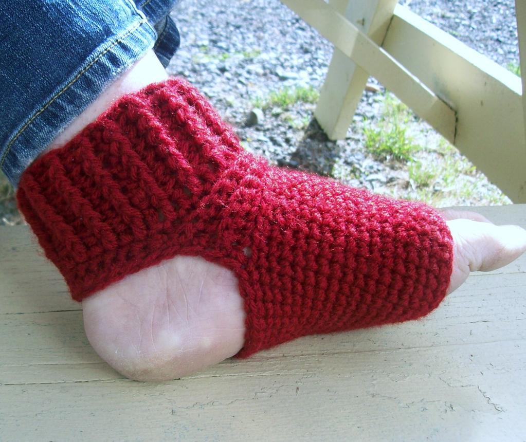 Free Crochet Yoga Socks Pattern 18 Crochet Sock Patterns Guide Patterns