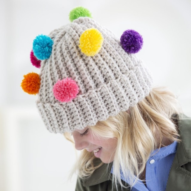 Lionbrand Com Free Crochet Patterns 9 Free Hats To Make In A Day A Special Reason To Craft Lion