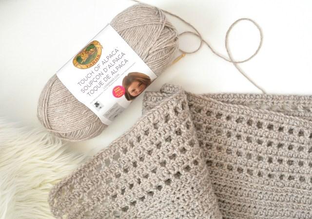 Lionbrand Com Free Crochet Patterns Light Alpaca Poncho Crochet Pattern Mama In A Stitch