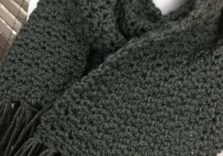 Male Scarf Crochet Pattern Simple Scarf For Men Free Crochet Pattern Crochet Men Crochet