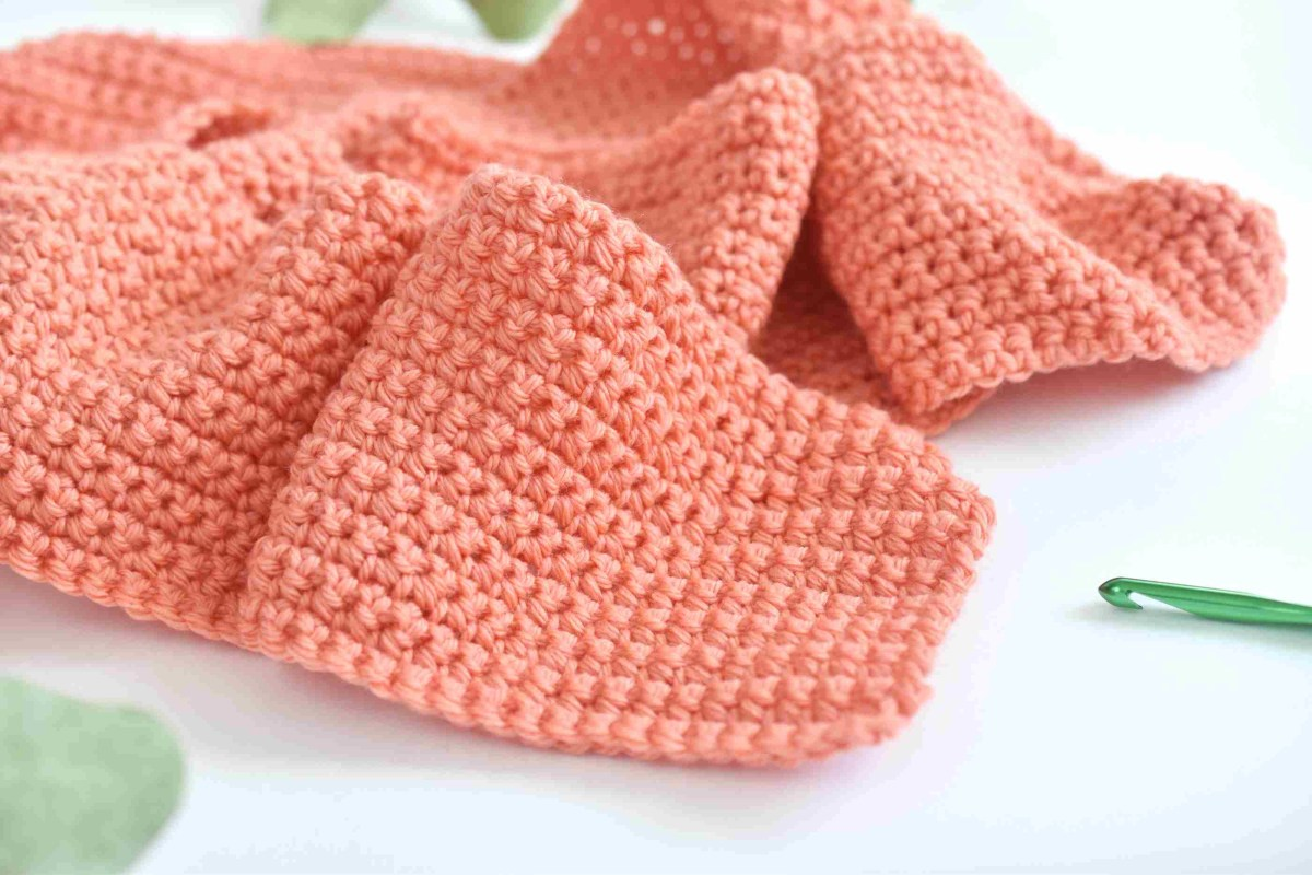 Simple Crochet Scarf Patterns How To Crochet A Scarf For Beginners