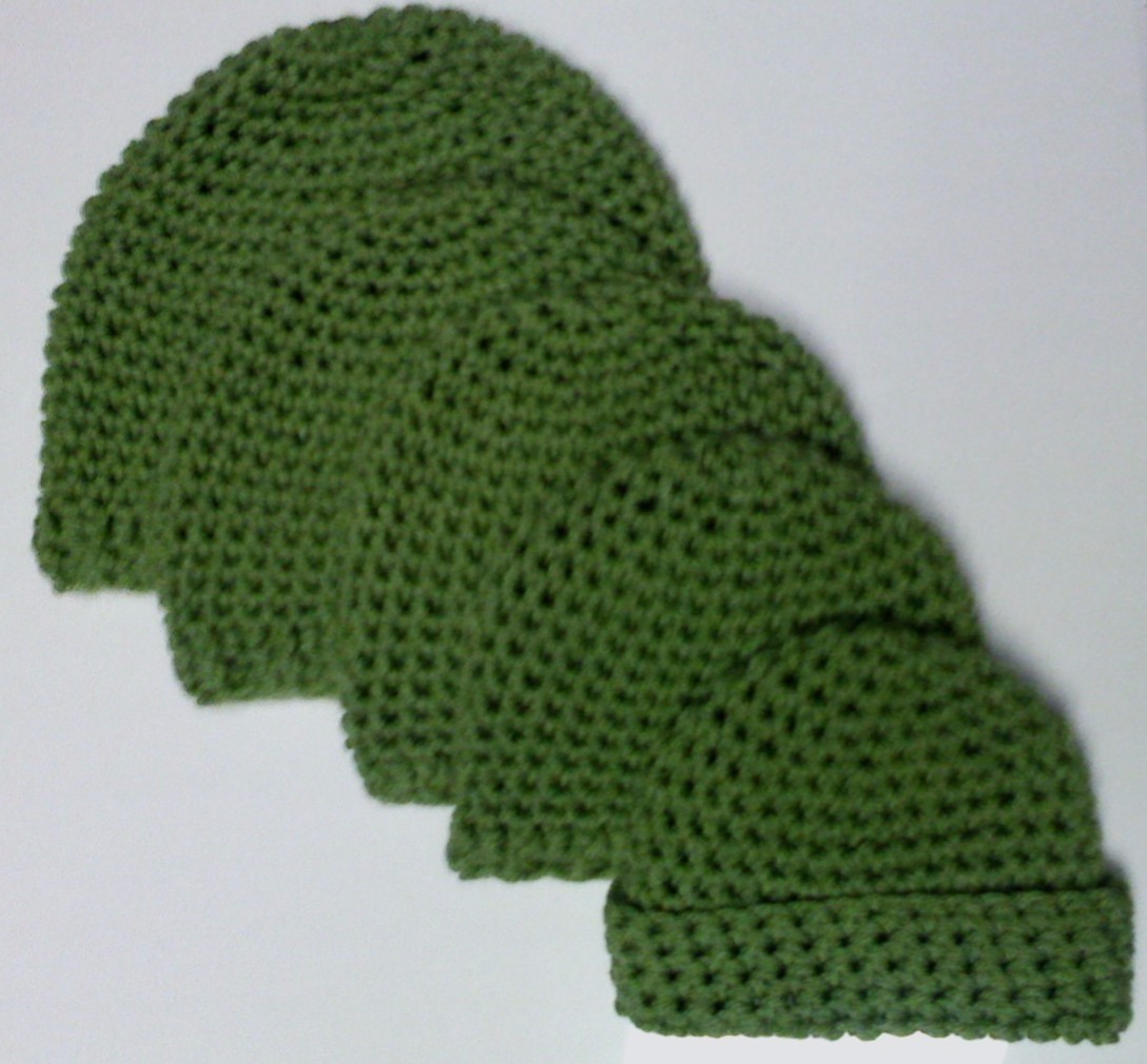 Single Crochet Hat Pattern Babies Kids And Teens Single Crochet Beanie Joyful In Tribulation