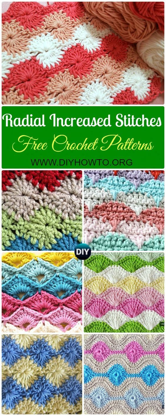 Star Shell Afghan Crochet Pattern Crochet Increased Stitch Free Patterns Star Stitch Catherine Wheel