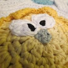 Michael's Blanket - Detail