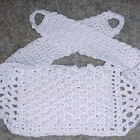 Back Scrubber by Crochet 'N' More