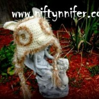 Owl Hat by Jennifer Gregory - Niftynnifer's Crochet & Crafts