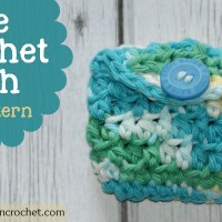 Little Crochet Pouch by Oombawka Design