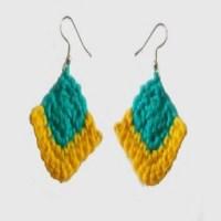 Free Crochet Patterns For Earrings ~ Pakbit for