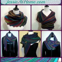 Skylark Scarf ~ Jessie At Home