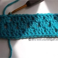 A Better Granny Rectangle ~ Crochet Again