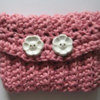 Charming Change Purse ~ Erin Burger - Crochet Spot
