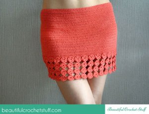 Crochet Skirt ~ Jane Green - Beautiful Crochet Stuff