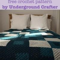 Mod 9-Patch Blanket ~ Underground Crafter