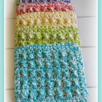 Thick & Quick Bumpy Scrubby ~ Beatrice Ryan Designs