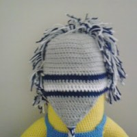 Mohawk Hat ~ Crochet Fanatic