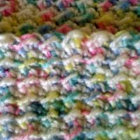 Textured Baby Blanket by Dee Ann H of Joyful In Tribulation