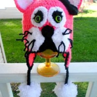 Toddler Kitty Cat Hat by Stitch11