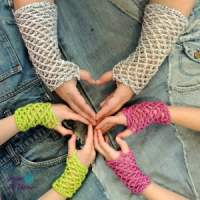 Nettie's Super Simple Mitts by Jessie At Home