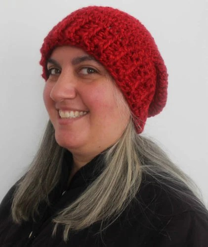 Plain Ole Slouchy Hat by Marie Segares/Underground Crafter
