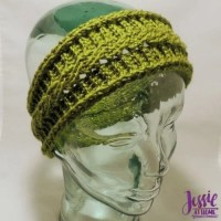 Cabled Ear Warmers by Jessie At Home