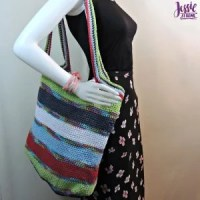 Yarnie Tote Bag by Jessie At Home