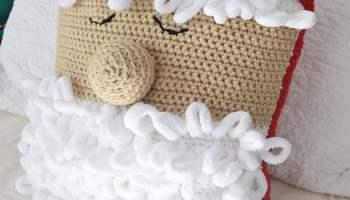 2ad3c0dbcca Santa s Beard by GoldenLucyCrafts - Crochet Pattern Bonanza