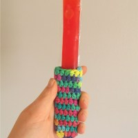 Easy Ice Pop Cozy by Caitlin's Contagious Creations