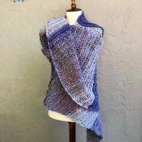 Storm Ridge Wrap by Crystal | ChristaCoDesign for Underground Crafter