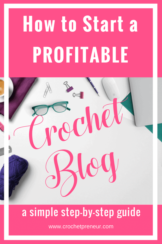 Check out this step-by-step tutorial on how to start a crochet blog. Walk through the creation of a maker blog from start to finish in 10 - 15 minutes. It is so easy to start a blog and build new revenue streams into your business. Get started today! #startablog #startacrochetblog #howtostartablog #startamakerblog #setupablog #crochetblogging #bloggingaboutcrochet #blogaboutcrochet #crochetblog #crochetblogger
