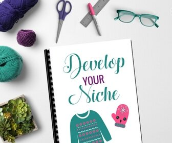 Develop your Crochet Business Niche