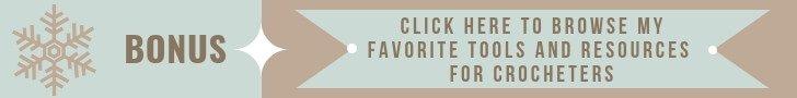 Crochetpreneur Amazon Influencer Page