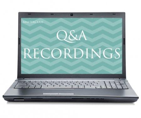 Q&A Mockup