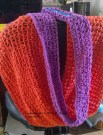 One infinity scarf done one to go