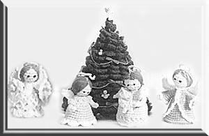 Rachel's Holiday Links: Christmas Crochet Pattern Links