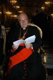 Sua Eminenza Reverendissima Card. Angelo Sodano, Decano del Sacro Collegio